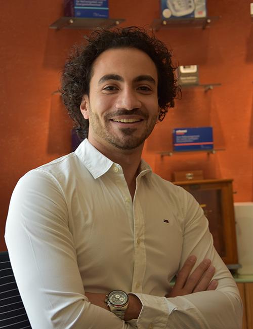 Mohammed Oudeh